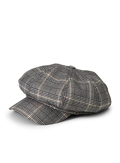Prince of Wales newsboy cap