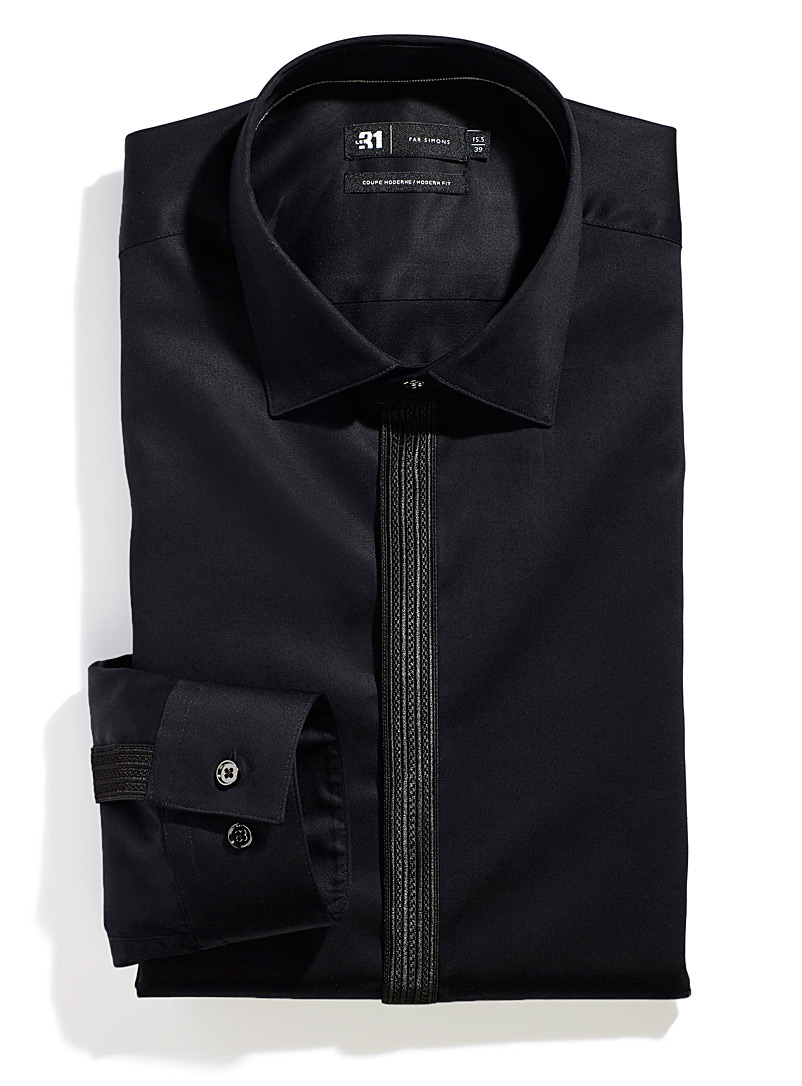 polished-black-longline-shirt-br-modern-fit