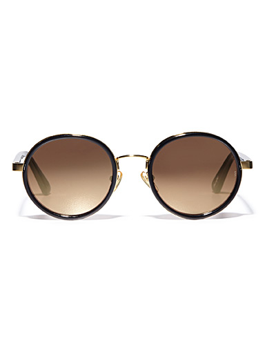 Ned round sunglasses