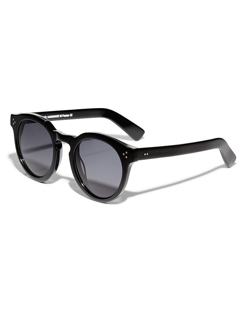 Illesteva Black Leonard 2 sunglasses for women