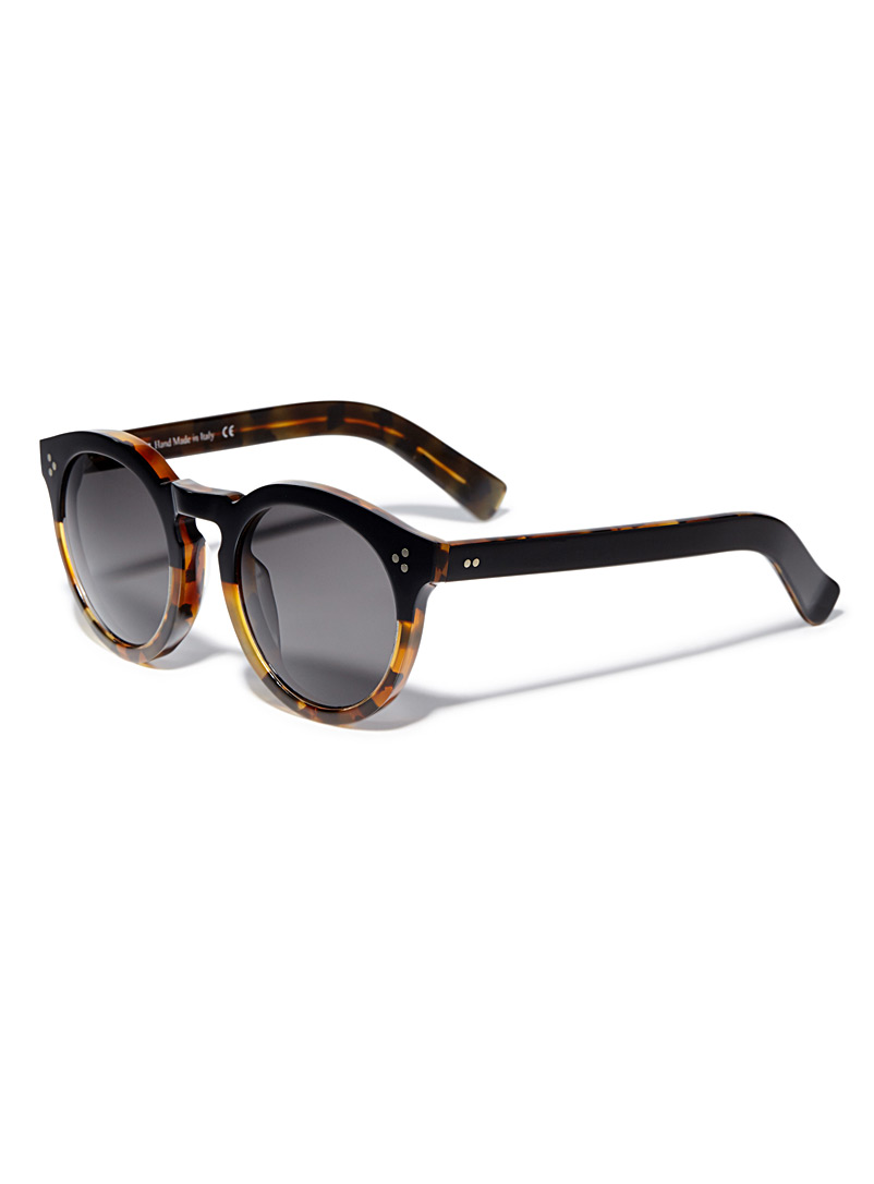 Leonard 2 sunglasses - Designer - Light Brown