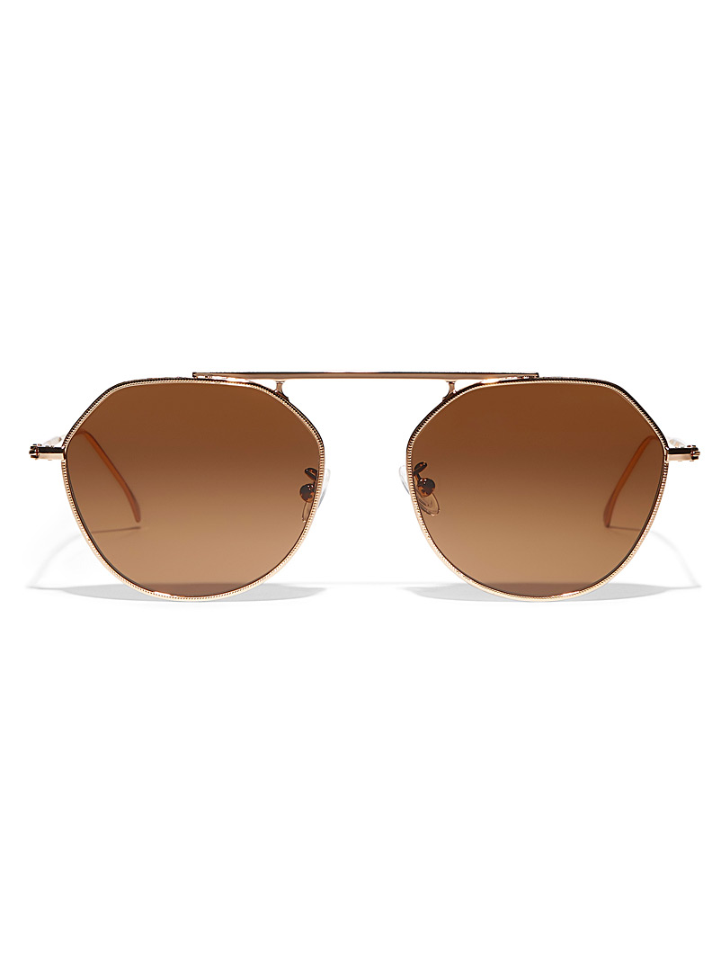 Illesteva Assorted Nicosia aviator sunglasses for women