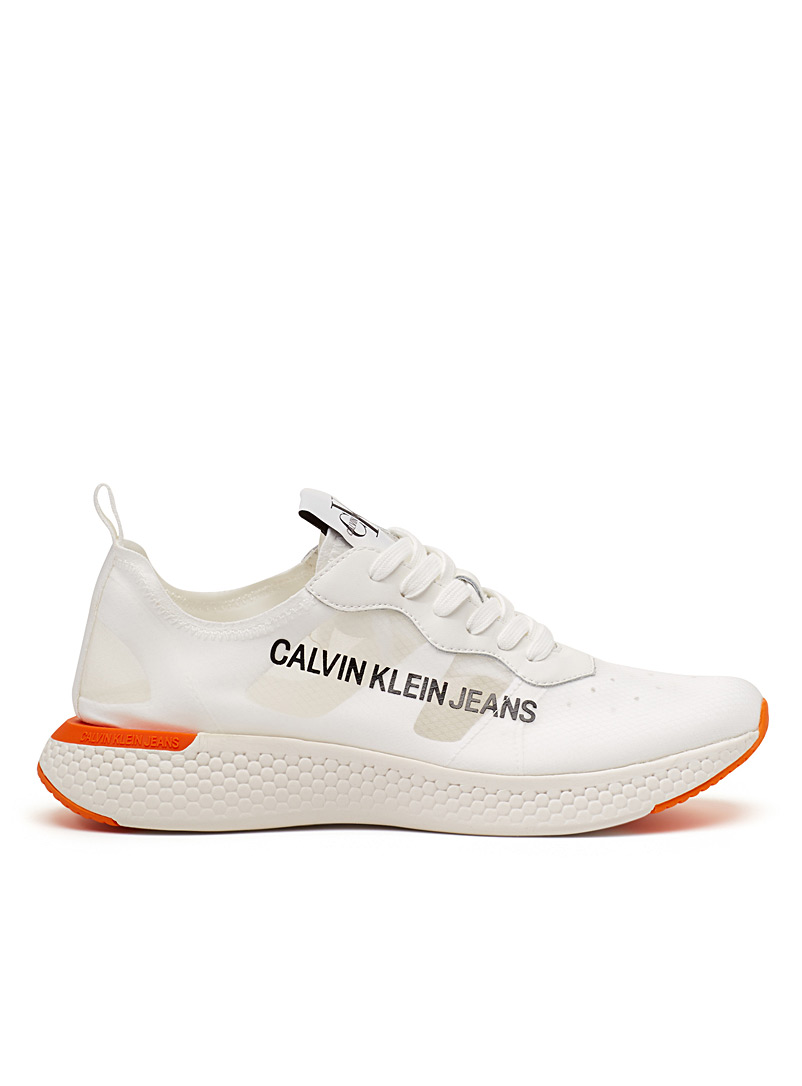 Alban white sneakers  Men - Sneakers - White