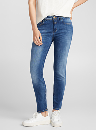 Ankle slim-fit jean