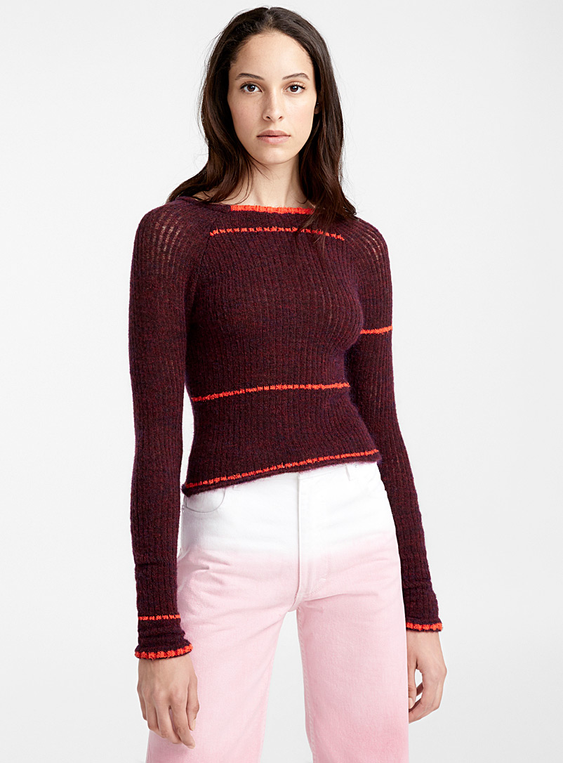 le-pull-laine-foulee