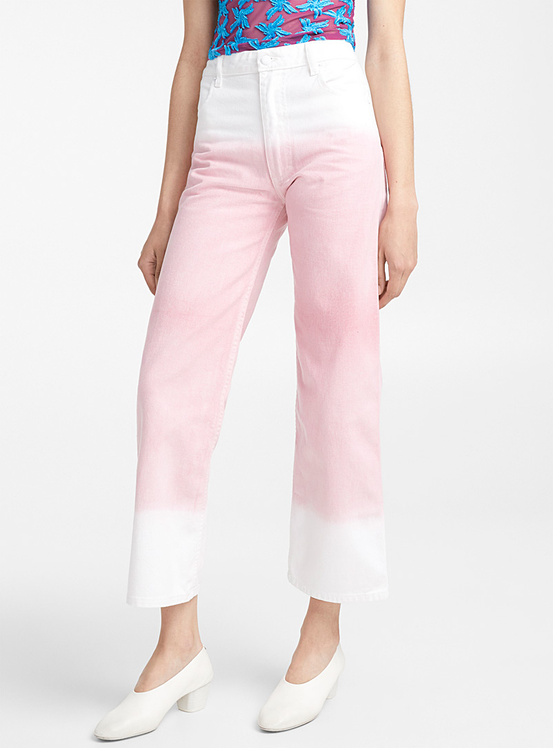 le-jeans-pink-cream-tip