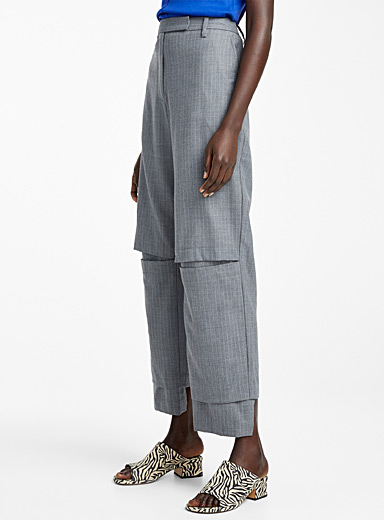 Le pantalon Staggered