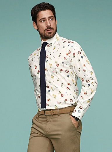 Wildflower shirt  Modern fit