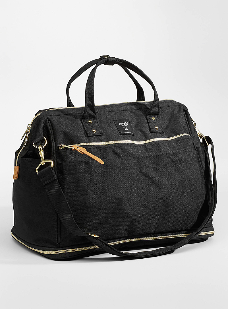 Anello Black REPREVE* tote for women