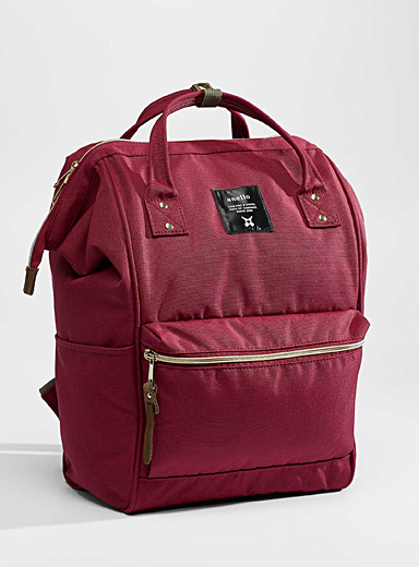 Signature backpack