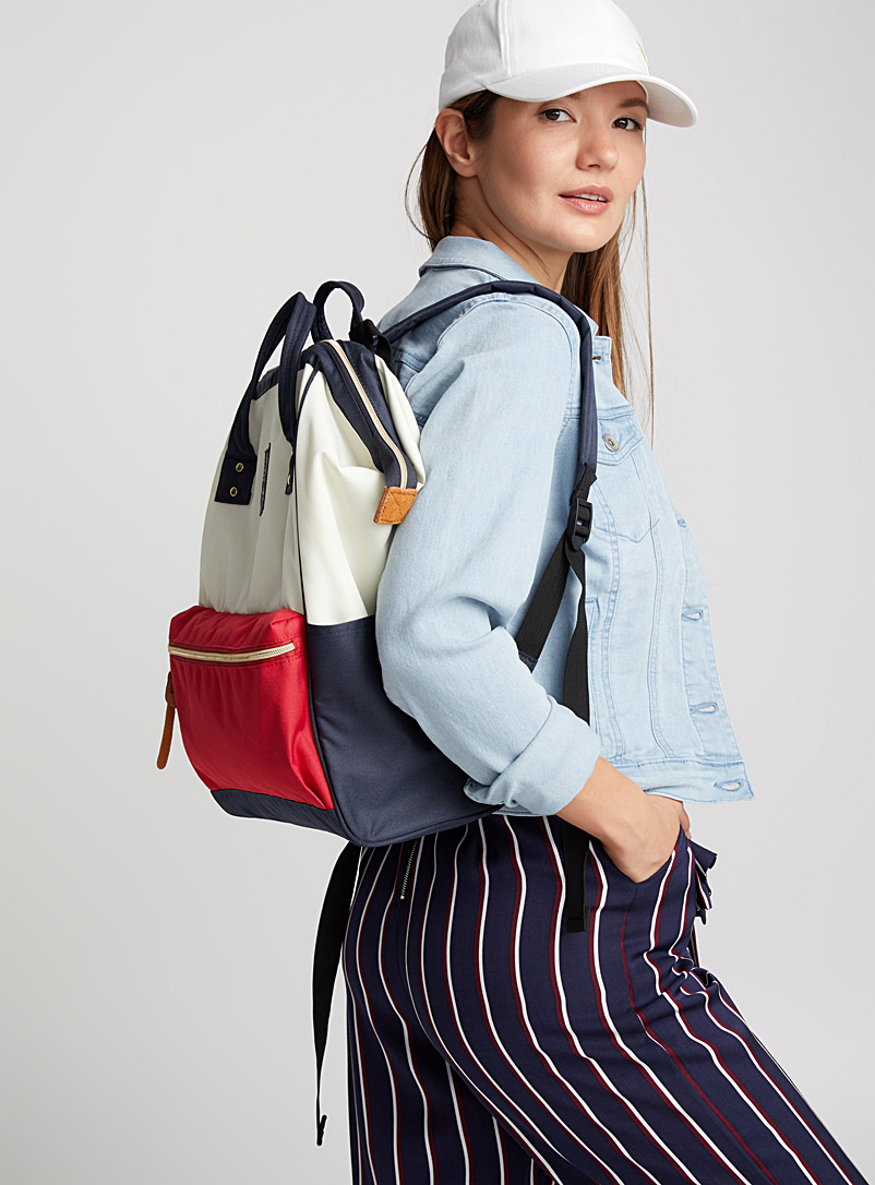 Signature backpack - Backpacks - Ruby Red