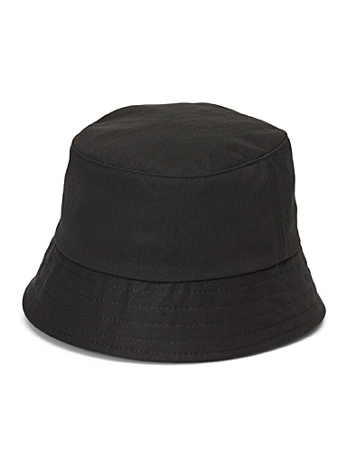 Pure cotton bucket hat