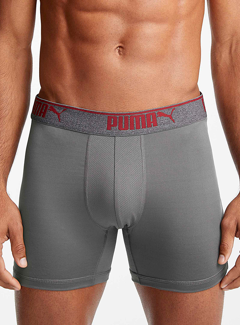 Puma Oxford Sporty boxer brief for men