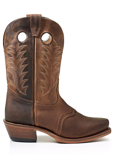 7774 Western boots <br>Men