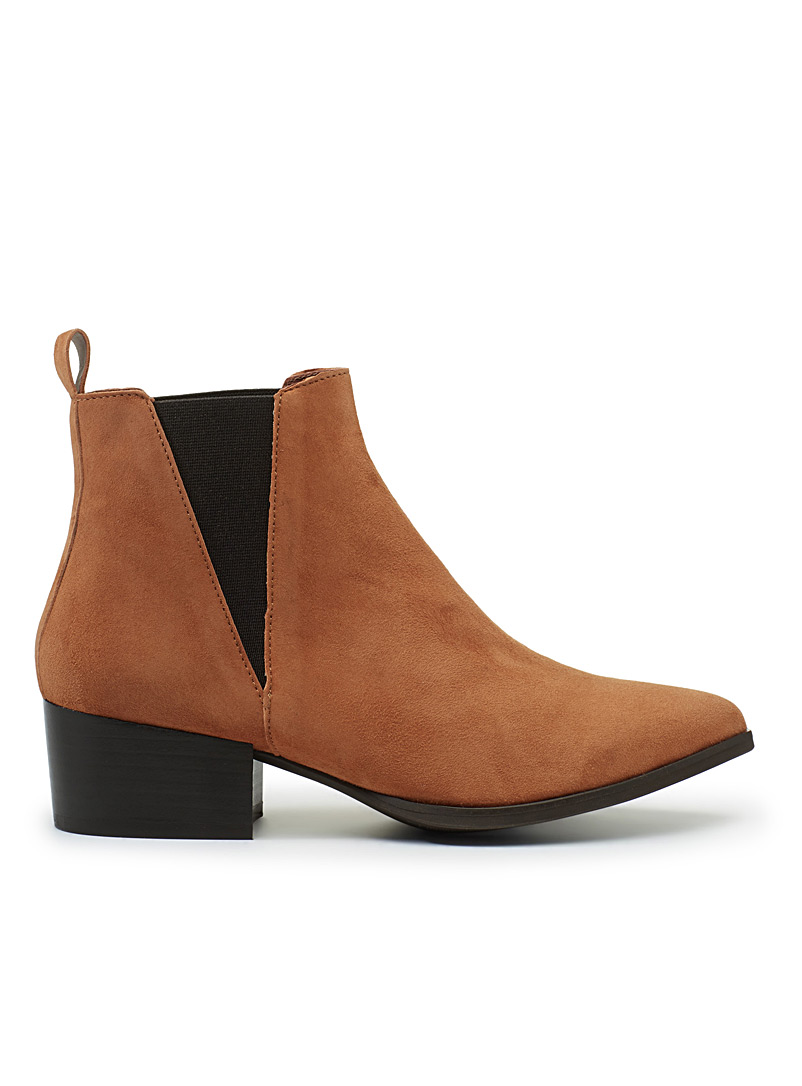 Essential Chelsea boots - Flats - Fawn