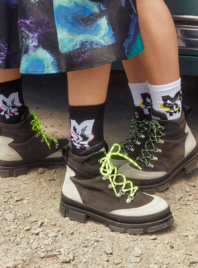 neon-lace-hiking-boots