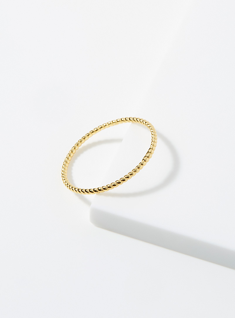 Twenty Compass Assorted Twisted ring for women