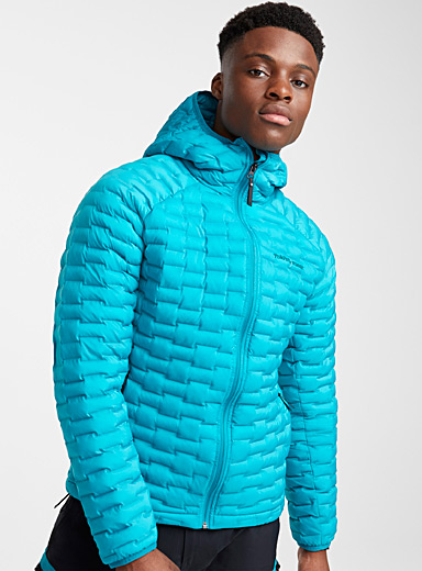 Argon quilted jacket <br>Regular fit