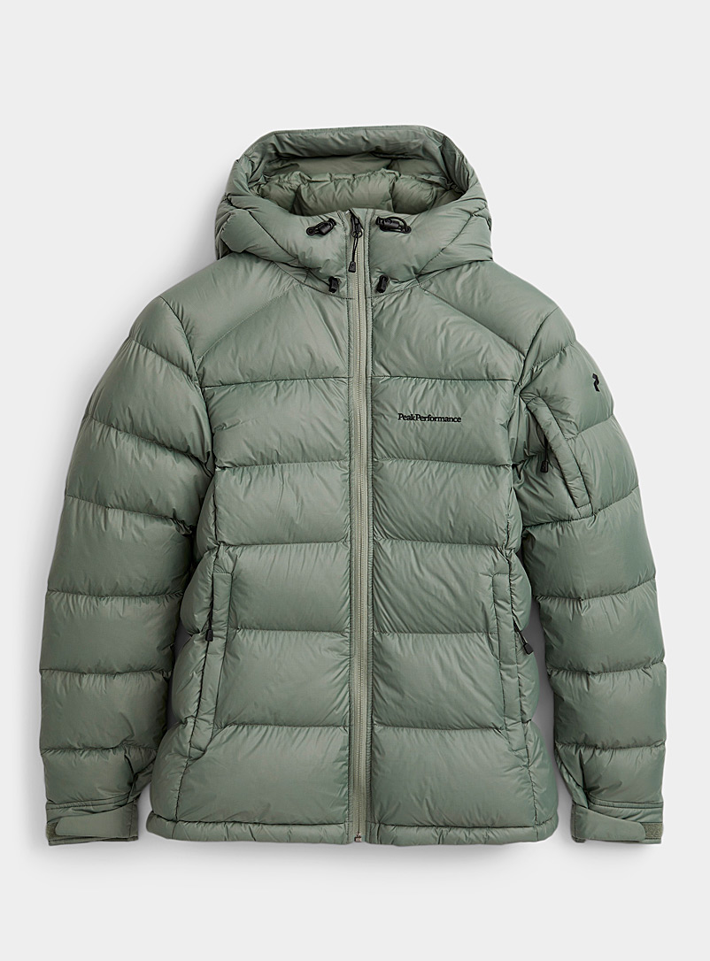 Frost puffer jacket  Regular fit