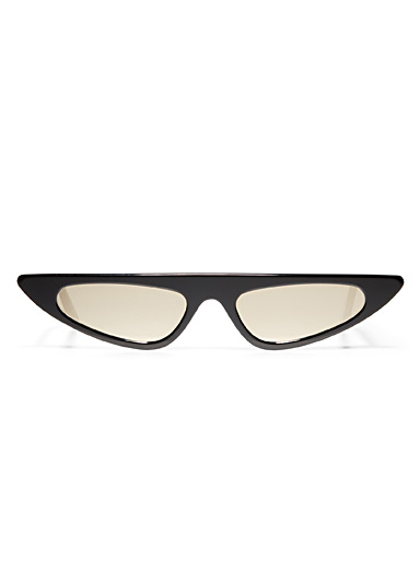 Florence triangular sunglasses