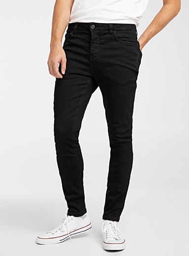 Black stretch jean  Yoyogi fit - Skinny