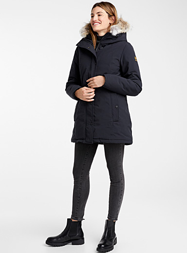 Mont-Royal urban slim fit parka