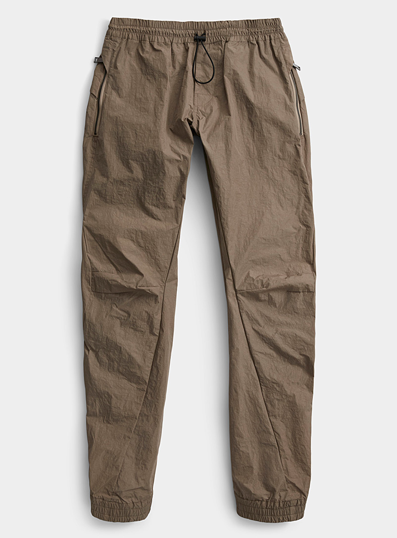 JordanLuca Green Baxter joggers for men