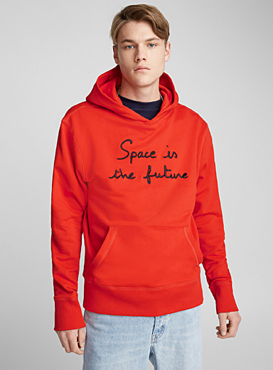 Space is the future hoodie