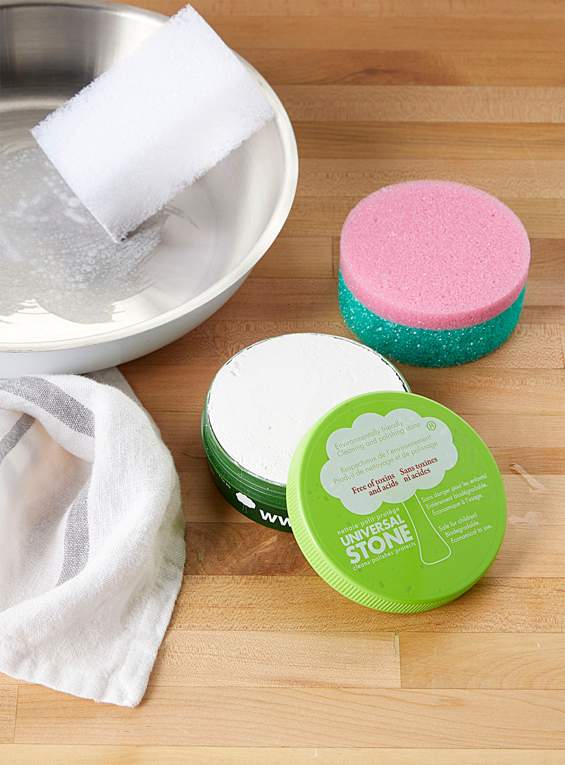 Simons Maison Assorted Springtime sponge and foaming stone gift set
