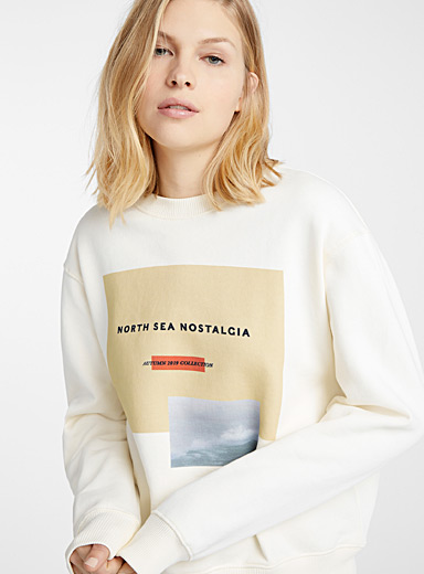 Nostal memories of the sea sweatshirt