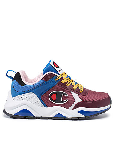 93 Eighteen colour block sneakers <br>Women