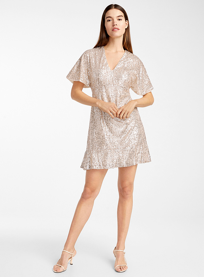 silver-sequin-pink-dress