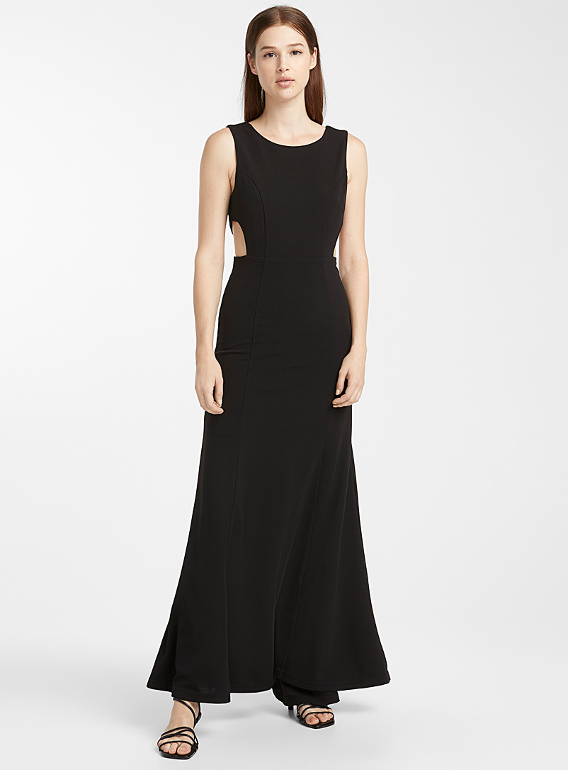 side-cutout-maxi-dress