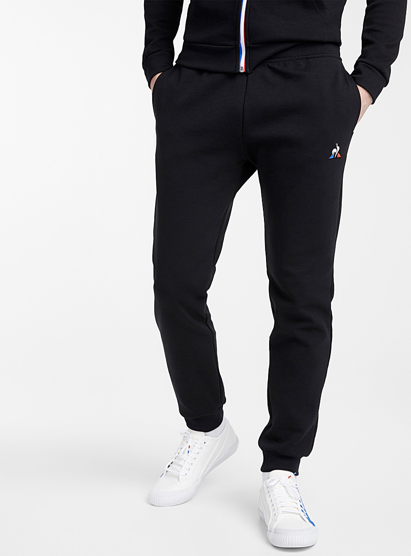 Le jogger sweat marine