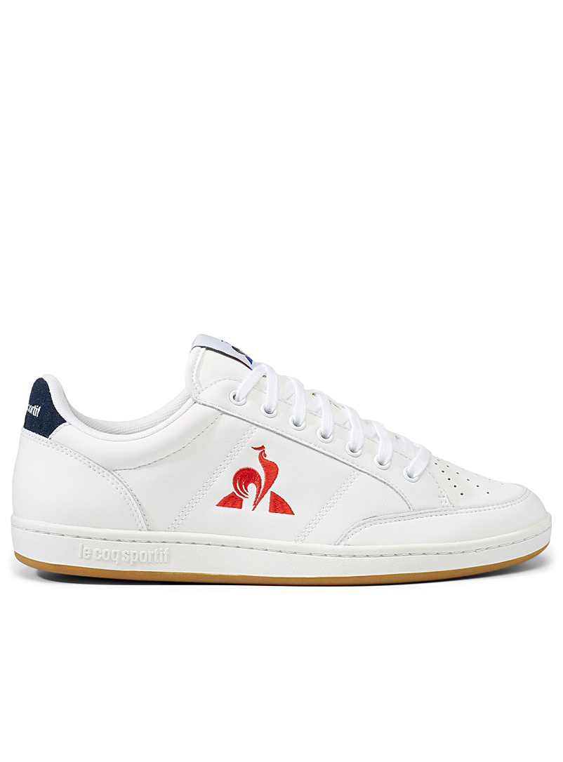 Le coq sportif White Clay Bold leather sneakers  Men for men