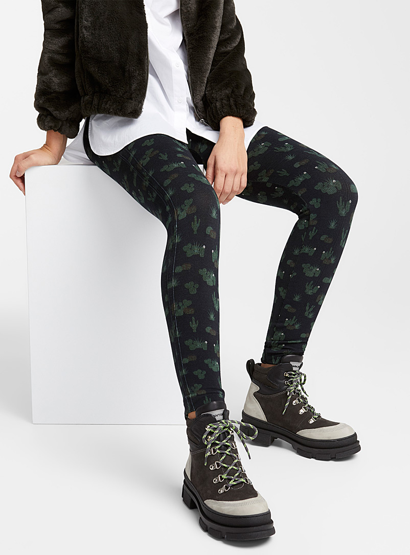 Floral garden legging - Leggings & Jeggings - Oxford