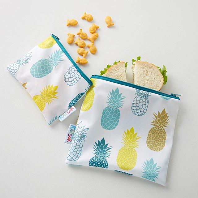 pineapple-reusable-snack-bags-set-of-2
