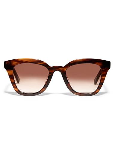 High Jinks square sunglasses