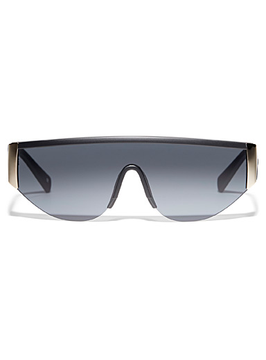Viper mask sunglasses