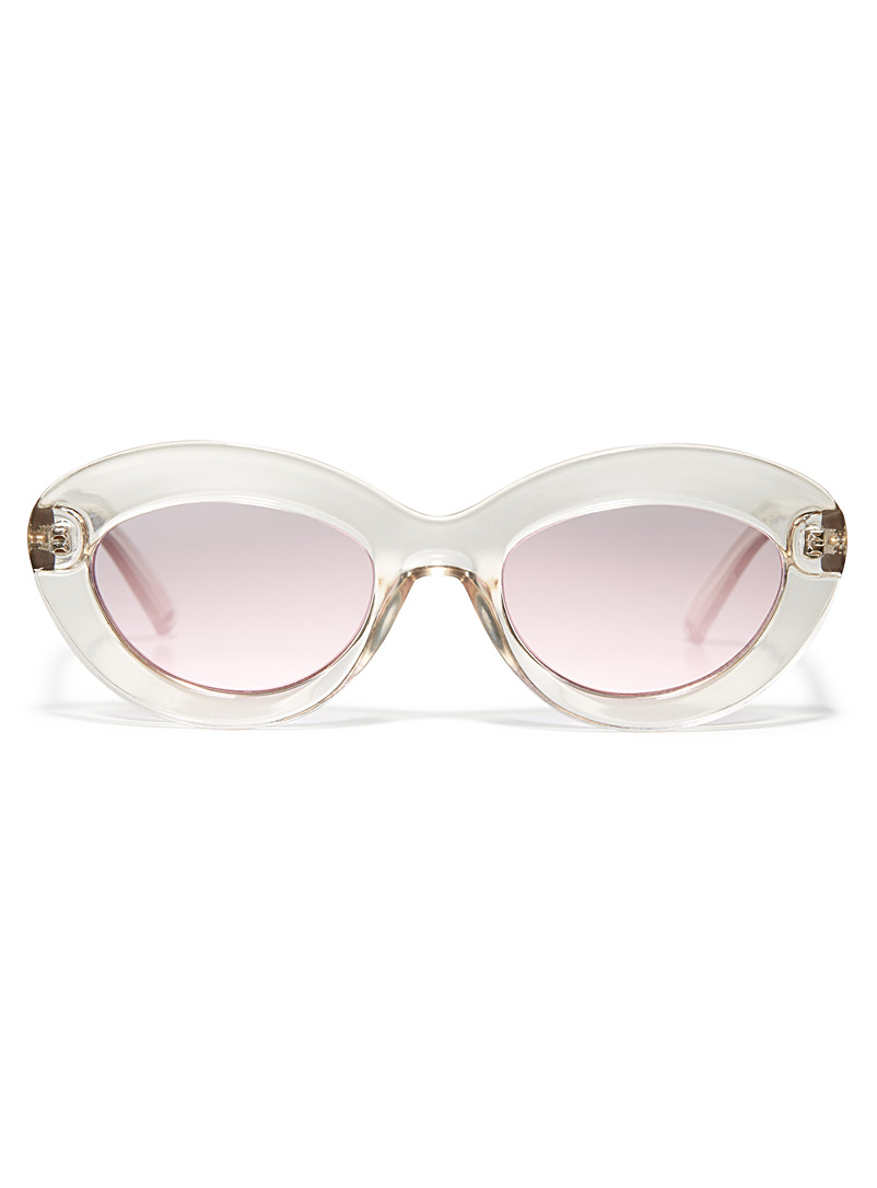 fluxus-oval-sunglasses