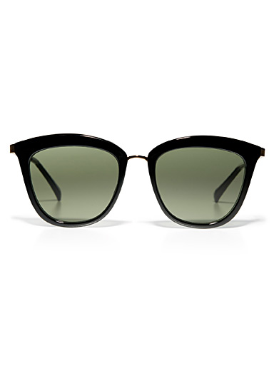 Caliente cat-eye sunglasses