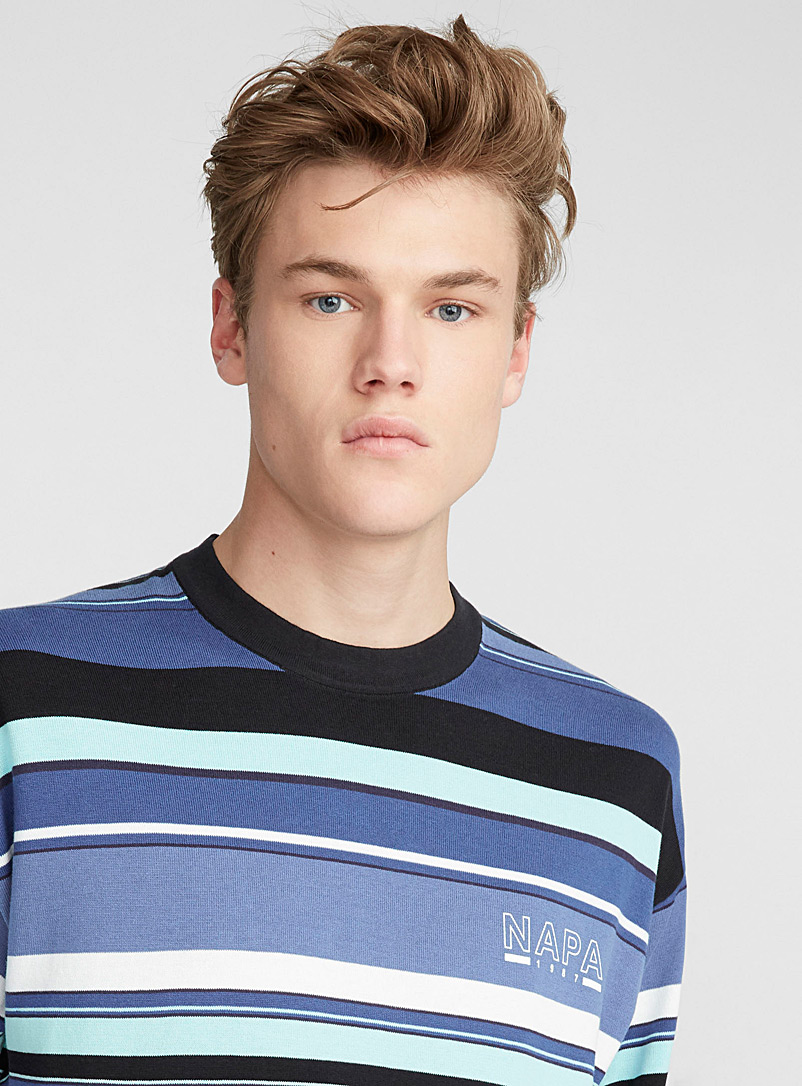 shades-of-blue-striped-t-shirt