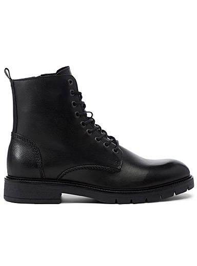 Squire lace-up boots