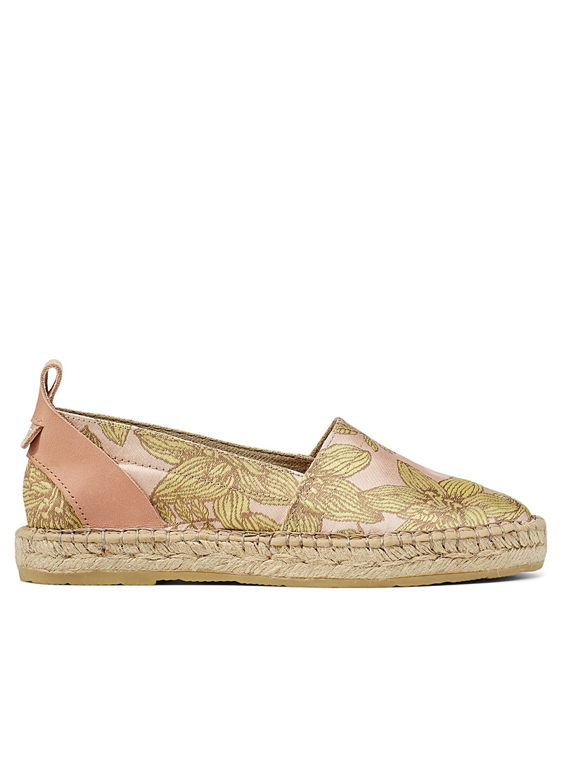 Shoe The Bear Patterned Red Iris espadrille slip-ons for women