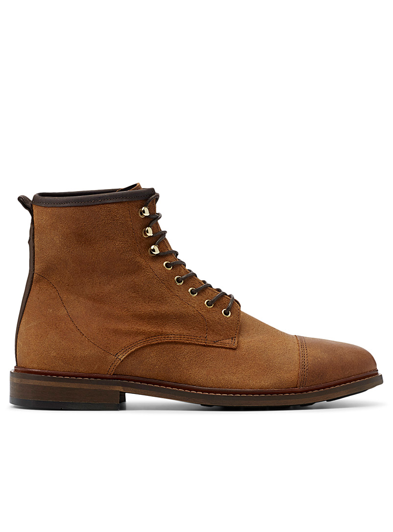 Shoe The Bear Toast Curtis lace-up suede boots  Men for men