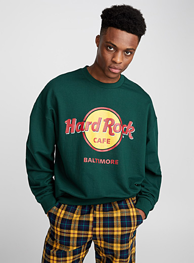 Le sweat Hard Rock Baltimore
