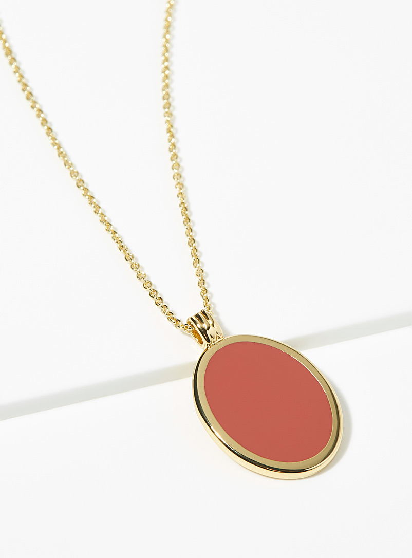 L'atelier Emma & Chloe Assorted Ino red necklace for women