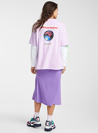 Geographical tee