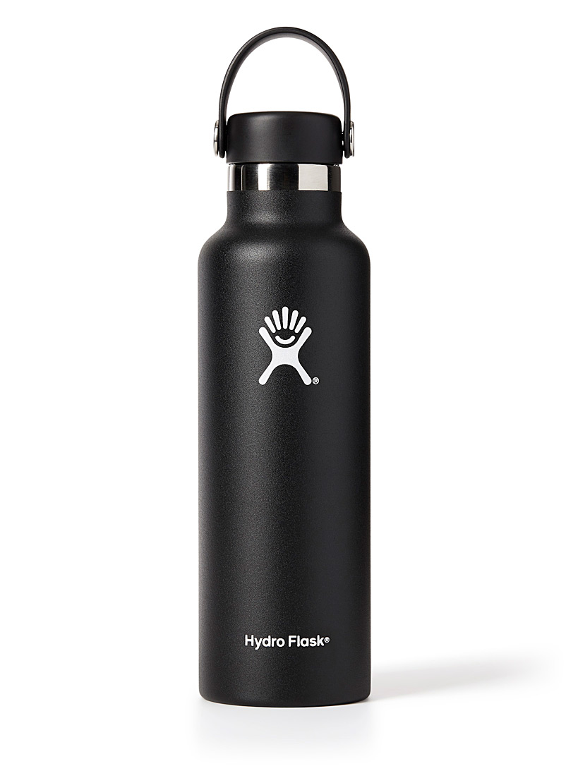 Hydro Flask White Standard Mouth bottle for women