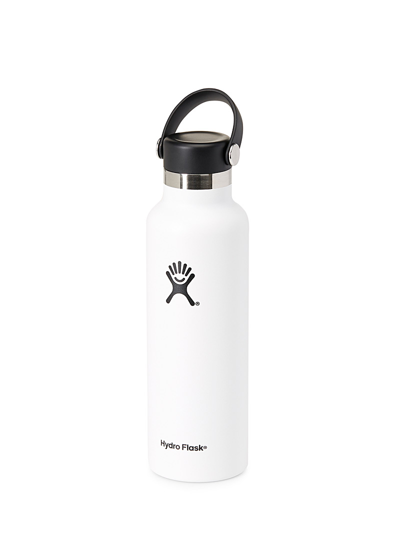 Standard Mouth practical bottle - Assorted accessories - White